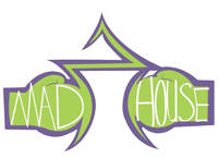Mad House Boxing Club Logo